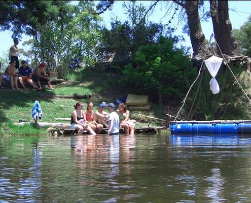 Rivierplaas Kamp