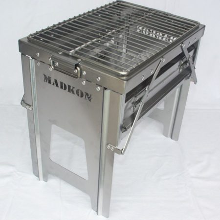 MADKON AMMO BOX BRAAI