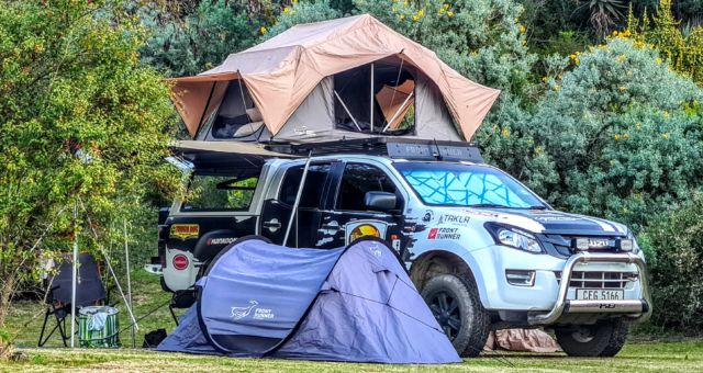 Front Runner rooftoptent