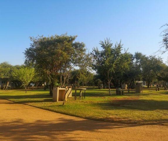 Dinokeng Resort campsite