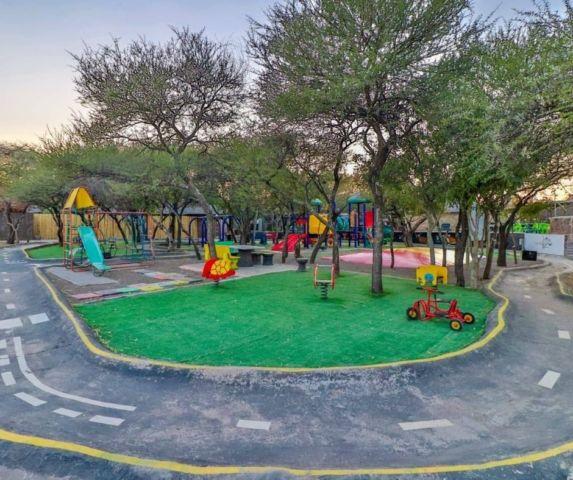 Dinokeng Resort playground