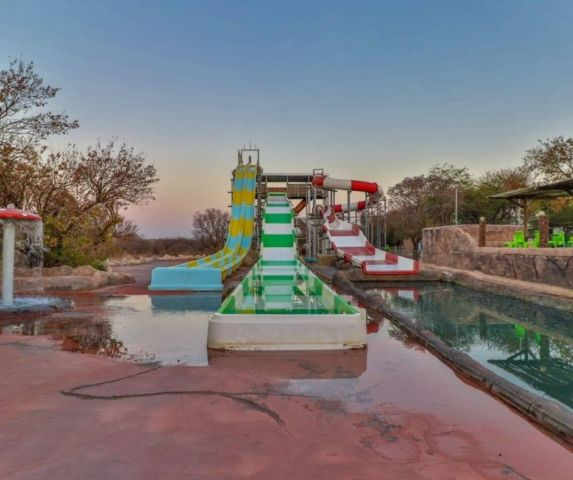 Dinokeng Resort waterslide