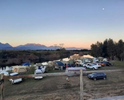 De Breede Smal Campsite Rawsonville Breedevallei