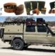 Skemer bied innoverende kamp, jag en stap produkte wat Sonpanele, Kragbanke, Leer Produkte, Nitecore Flitse