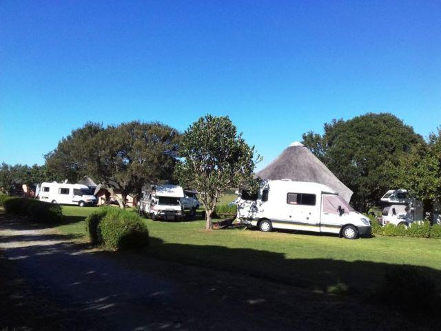 Green Fountain Farm Caravan Park