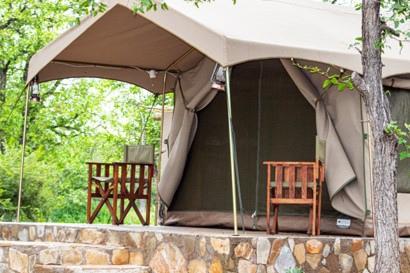 Vanya Safari Camp tent