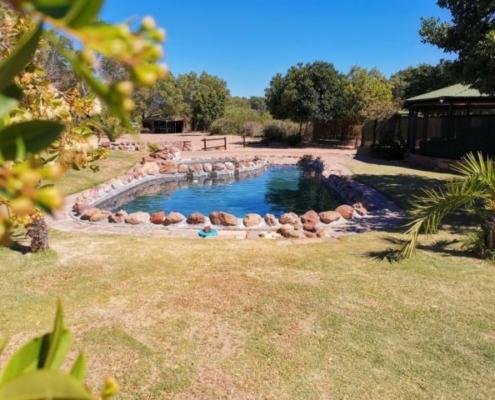 Klein Tafelberg 4x4 se swemplek